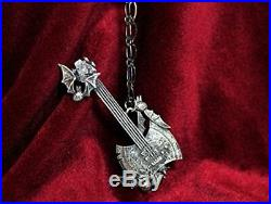Adventure Time Necklace Maserin Bass From Japan Limited Very Rare Gift Cool Xmas