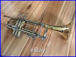 Bach Stradivarius Model 38 Medium Bore Trumpet Professional Horn and very rare