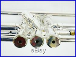 Calicchio 3R-7 silverplated very rare in beautiful Condition