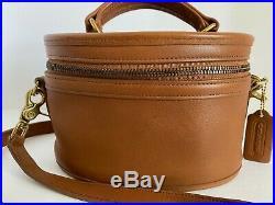 Coach Vintage Trail Bag Crossbody And Handbag! Very Rare Color