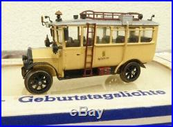 Günther H0 Two Way Postbus Saxony Nmodell, Epoch 1 Very Rare