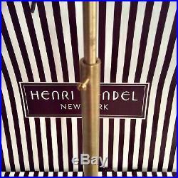 Henri Bendel Very Rare Brass Handbag & Jewelry Display Stand NYC Flagship Store