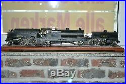 LMS Live steam Garratt, very old, no test run, very rare example, gauge 1