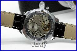 RAKETA Antarctic 24 hours VERY Rare Mechanical Men's Wristwatch polar 2623H