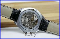 RAKETA Antarctic 24 hours VERY Rare Mechanical Men's Wristwatch polar 2623H WQ04