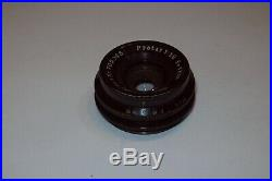 Rare Carl Zeiss Jena Protar 18cm F18 (180mm) Very Clean Small Functional Lens