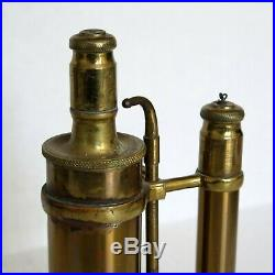 Turner Brass Works Willson No. 79 Blowtorch. Very rare