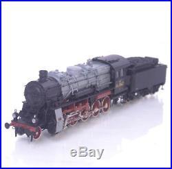 VERY RARE BRASS HAND BUILT LEMACO HO-046/2 BAD LIVERY 2-10-0 CLASS G10 No. 1047