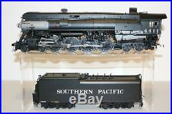 VERY RARE O Brass 2 Rail KEY MODEL IMPORTS SP SOUTHERN PACIFIC GS-2 4-8-4 #4411