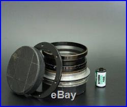 Very RARE! Graf Variable 14-16 F3.8 Brass Portrait Soft Focus Lens 8x10