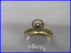 Very Rare Antique Omega De Ville Ball Watch
