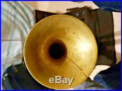 Very Rare Bach Mount Vernon Model 72 rawbrass