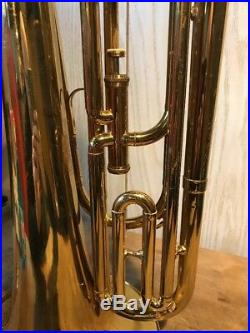 Very Rare Gretsch 2 Valve Baritone Bugle