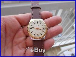 Very Rare PRIM a la Rolex Men's Mechanical Vintage 1981 Watch Czechoslovakia