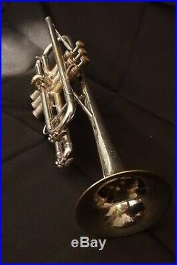 Very Rare Wonderful French Aubertin Maurice Andre C Trumpet Years 1945-50