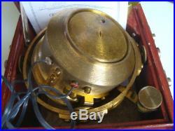 Very rare Russian marine chronometer KIROVA#6502