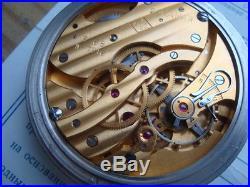 Very rare Russian marine chronometer +deck watch KIROVA