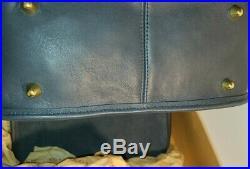 Vintage Coach Stewardess Bag 9525 Brand New In Box! 0430078 10J04C Very Rare