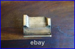 Winchester 1873 Vintage Brass Lifter 22 Caliber Short Very Rare