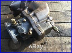Zenith 61 Series BRASS BRONZE Carburetor Chrysler Palmer Marine -Very Rare -Wow
